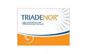 Triadenor 16 compresse - Farmawing
