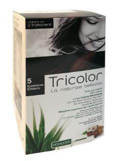 TRICOLOR TINTA PER CAPELLI 5 CASTANO CHIARO - Farmacia 33