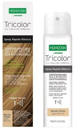 TRICOLOR SPRAY RITOCCO BIONDO CHIARO 75 ML - Farmafirst.it