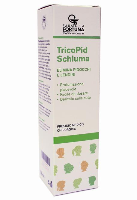 TuaFarmaonLine TricoPid Schiuma Elimina Pidocchi e Lendini 150 ml - latuafarmaciaonline.it