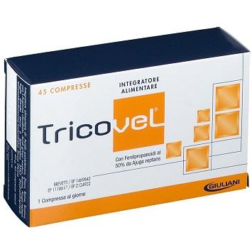 TRICOVEL 45 COMPRESSE - Speedyfarma.it