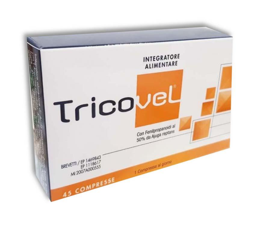 Tricovel Integratore Anticaduta capelli 45 compresse - FARMAEMPORIO