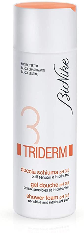 TRIDERM DOCCIA SCHIUMA PH3,5 200 ML - farmasorriso.com