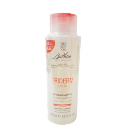 BioNike TRIDERM DOCCIA SHAMPOO 400 ML - Farmafamily.it