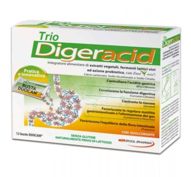 TRIO DIGERACID 12 BUSTINE - Farmaconvenienza.it