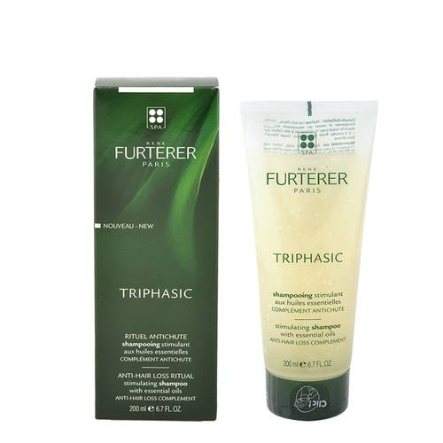 TRIPHASIC SHAMPOO STIMOLANTE 200 ML - Farmacento