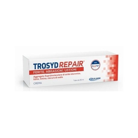 TROSYD REPAIR 25 ML - FARMAPRIME