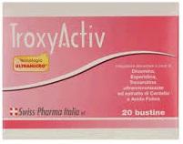 TROXYACTIV 20 BUSTE - farmaciafalquigolfoparadiso.it