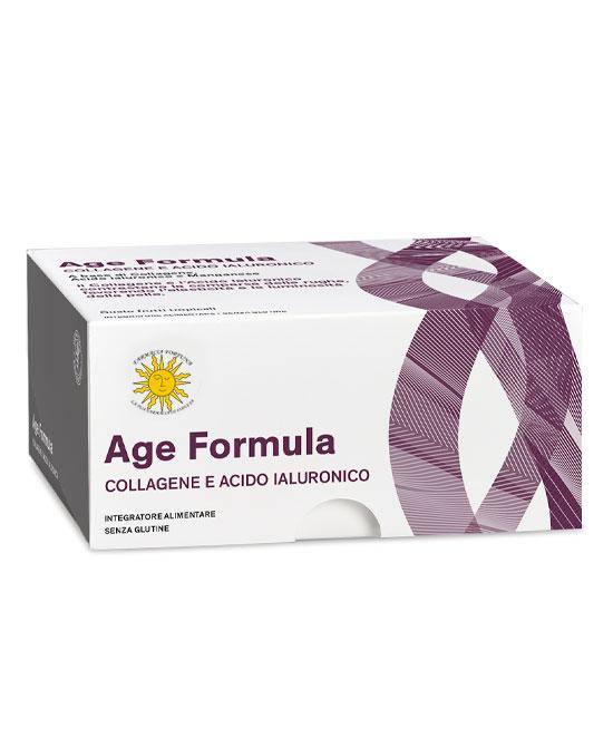 Age Formula Collagene Acido Ialuronico Integratore 20 Flaconcini - latuafarmaciaonline.it