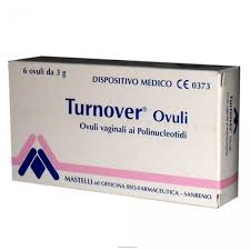 TURNOVER 6 OVULI VAGINALI - farmaciafalquigolfoparadiso.it