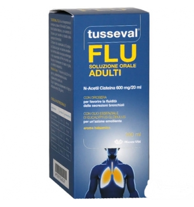 TUSSEVAL SOLUZIONE ORALE ADULTI 200 ML - Farmapage.it
