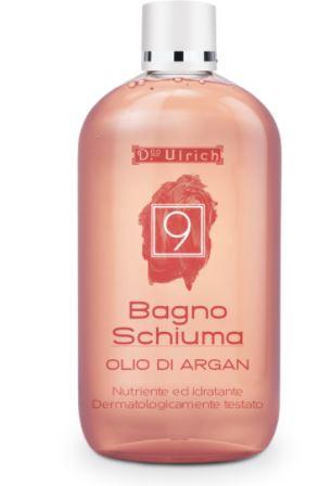 ULRICH BAGNOSCHIUMA OLIO ARGAN 500 ML - Farmacia Massaro