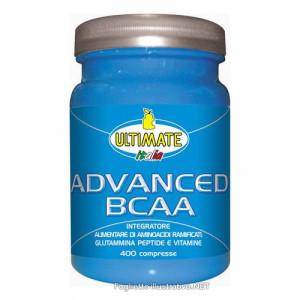 ULTIMATE ADVANCED BCAA 480 COMPRESSE - Farmaconvenienza.it