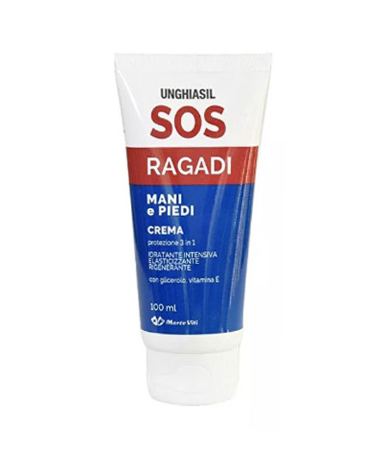 UNGHIE SOS RAGADI CREMA 100 ML - Farmapage.it