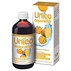 UNICO DEPURATIVO  250ML - Iltuobenessereonline.it