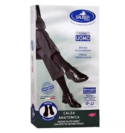 Uomo Q Skin 70 Denari Nero Taglia G promo - Arcafarma.it