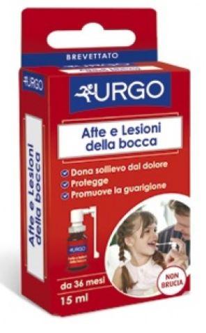 Urgo Afte/lesioni Bocca Spray - Farmacia 33