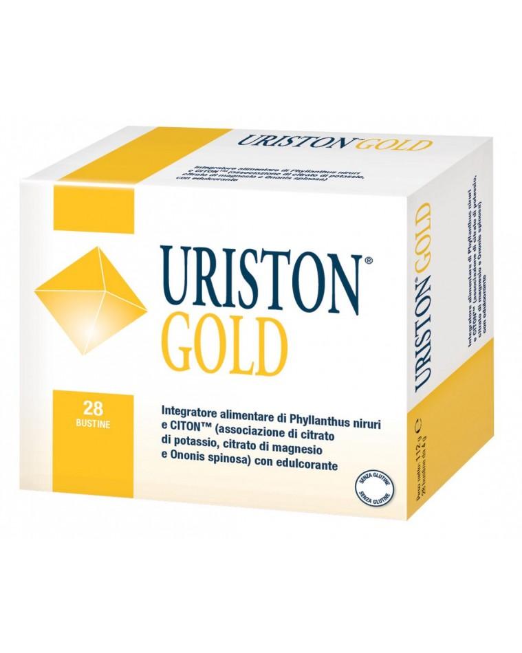 URISTON GOLD 28BUST - Parafarmacia la Fattoria della Salute S.n.c. di Delfini Dott.ssa Giulia e Marra Dott.ssa Michela