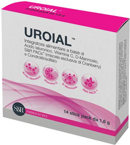 UROIAL 14 BUSTINE - Farmacia Centrale Dr. Monteleone Adriano