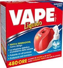 VAPE ELETTROEMANATORE LIQUIDO SPINA + REFILL 480 ORE - Iltuobenessereonline.it