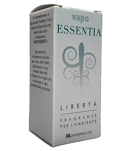 Vapo Essentia Libertà Fragranze Per L'Ambiente 10 ml - latuafarmaciaonline.it