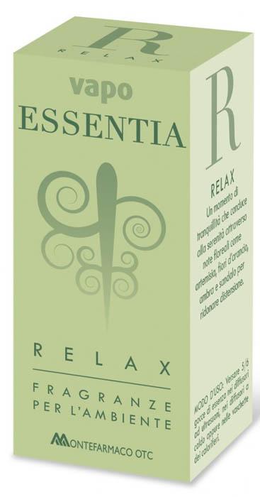 Vapo Essentia Relax Essenza Profumata 10 ml - latuafarmaciaonline.it
