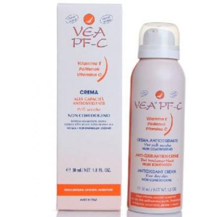 Vea Crema Pf c bomb Crema Antiossidante-Non Comedogeno Vitamina E + Polifenoli 50ml - Zfarmacia