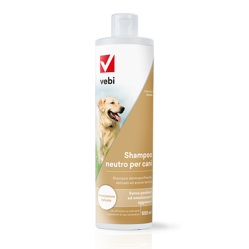 VEBI SHAMPOO NEUTRO 500 ML - Farmaconvenienza.it
