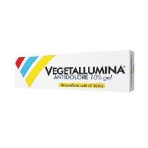 Vegetallumina Antidolore 10% Gel 50g - farmaventura.it