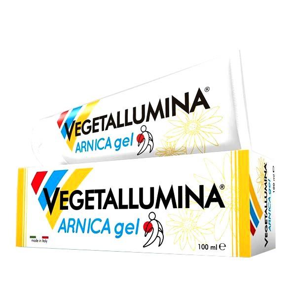 VEGETALLUMINA ARNICA GEL 100 ML - Parafarmacia la Fattoria della Salute S.n.c. di Delfini Dott.ssa Giulia e Marra Dott.ssa Michela