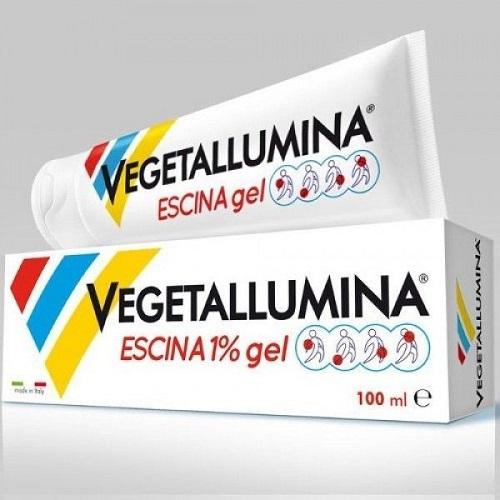 VEGETALLUMINA EMATOGEL ESCINA 1% 100 ML - Farmaconvenienza.it