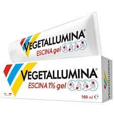 VEGETALLUMINA EMATOGEL ESCINA 1% 100 ML - FarmaHub.it