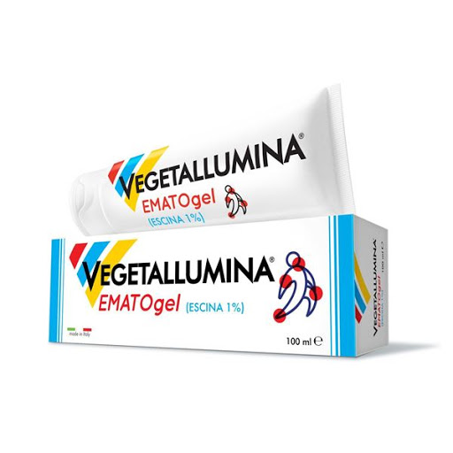 VEGETALLUMINA® ESCINA 1% GEL 100ML - Iltuobenessereonline.it