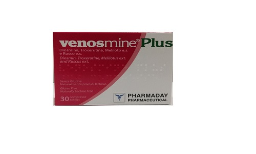 VENOSMINE PLUS 30 COMPRESSE - Farmafamily.it
