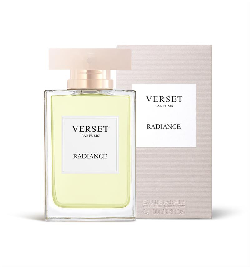 VERSET RADIANCE EAU DE TOILETTE 100 ML - Farmafamily.it