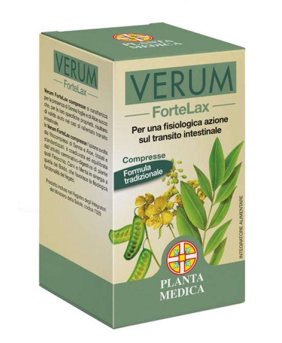 VERUM FORTELAX 80 COMPRESSE  - Speedyfarma.it