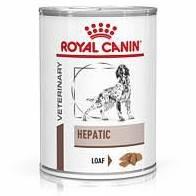 VETERINARY WET DOG HEPATIC 420 G - DrStebe