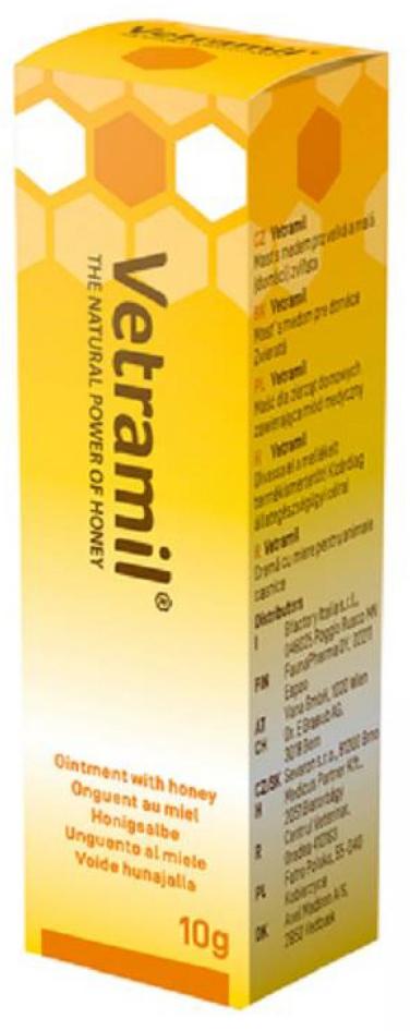 VETRAMIL UNGUENTO TUBETTO 10 G - Farmacia Centrale Dr. Monteleone Adriano