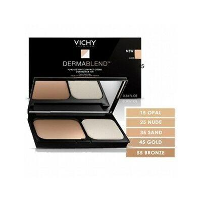 Vichy Dermablend Fondotinta in Crema Compatto Correttore Tonalità 15 Opal - Arcafarma.it