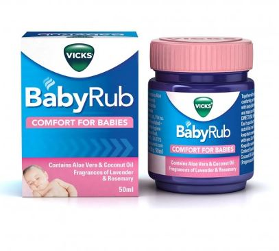 VICKS BABYRUB 50 G - Farmacia 33