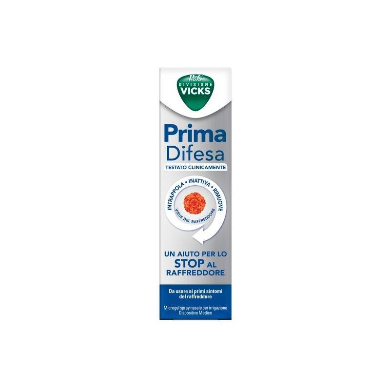Vicks Prima Difesa Microgel Spray Nasale 15ml - Arcafarma.it