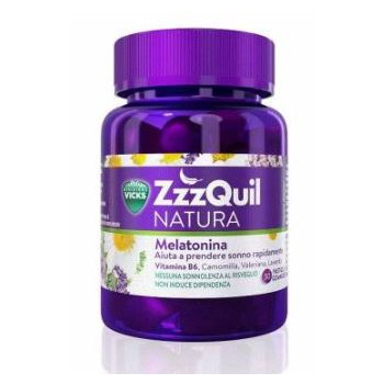 VICKS ZZZQUIL NATURA 30 PASTIGLIE - Farmabenni.it