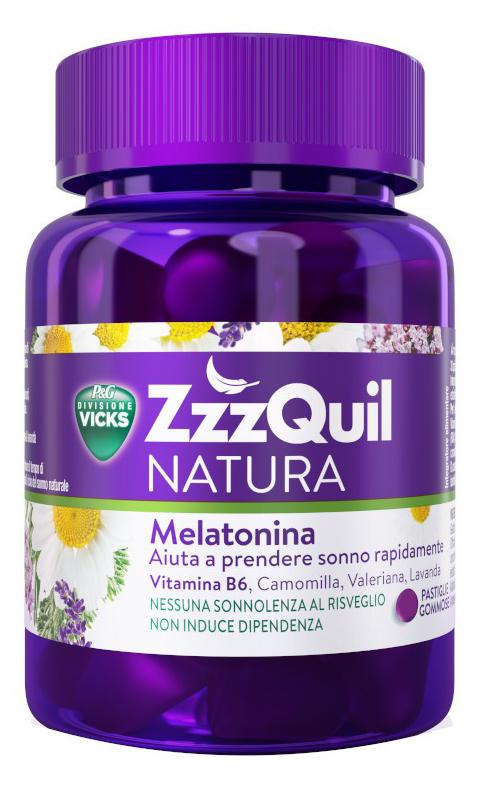 VICKS ZZZQUIL NATURA 30 PASTIGLIE - Farmacia Centrale Dr. Monteleone Adriano