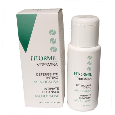 VIDERMINA FITORMIL DETERGENTE INTIMO 200 ML