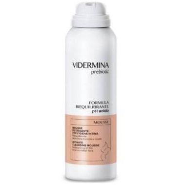 Vidermina Prebiotic Mousse 150ml - Arcafarma.it
