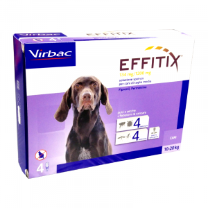 VIRBAC EFFITIX 10-20 KG - La farmacia digitale