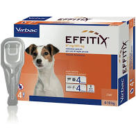 VIRBAC EFFITIX 4-10 KG - La farmacia digitale