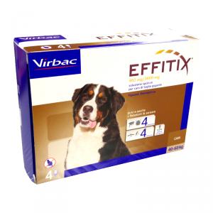VIRBAC EFFITIX 40-60 KG - La farmacia digitale