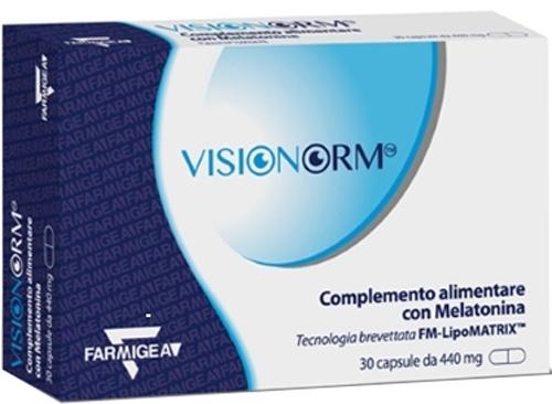 VISIONORM 30 CAPSULE - Farmacia Centrale Dr. Monteleone Adriano