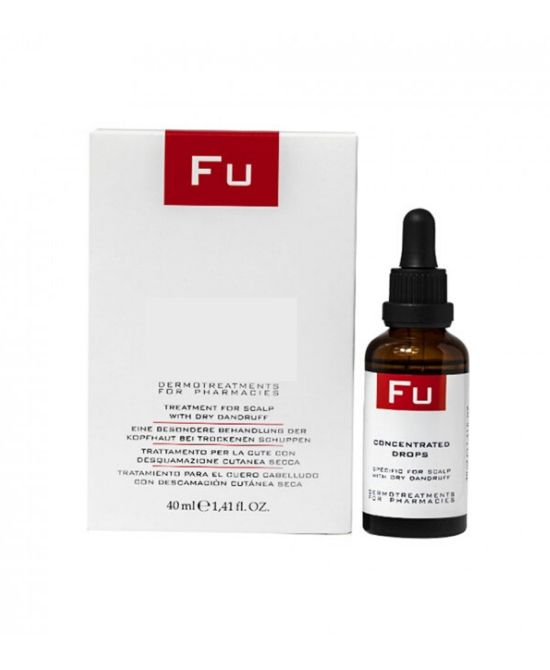 VITAL PLUS FU TREATMENT 40 ML - Farmapage.it
